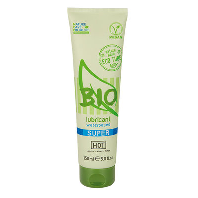 HOT BIO Superglide Waterbasis Glijmiddel - 150ml