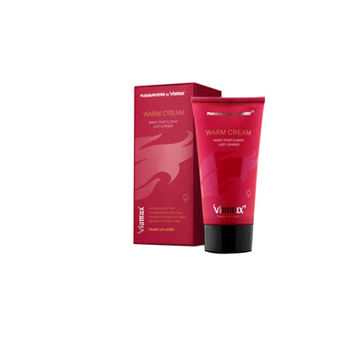 Viamax Warm Cream - 50 ml