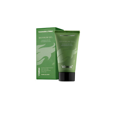 Viamax Maximum Gel - 50 ml