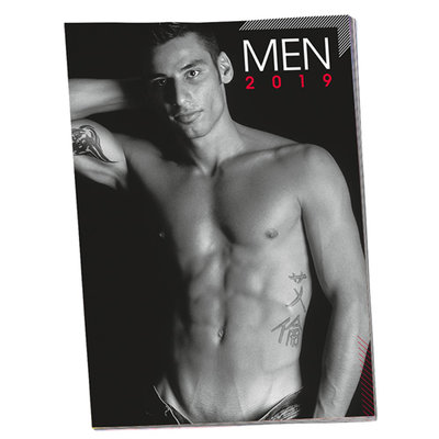 Pin-Up Kalender Mannen 2019