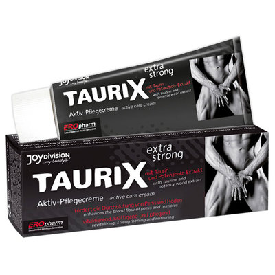 TauriX Penis Creme extra strong 40 ml