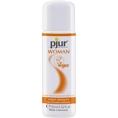 Pjur Woman Vegan Glijmiddel - 30ml